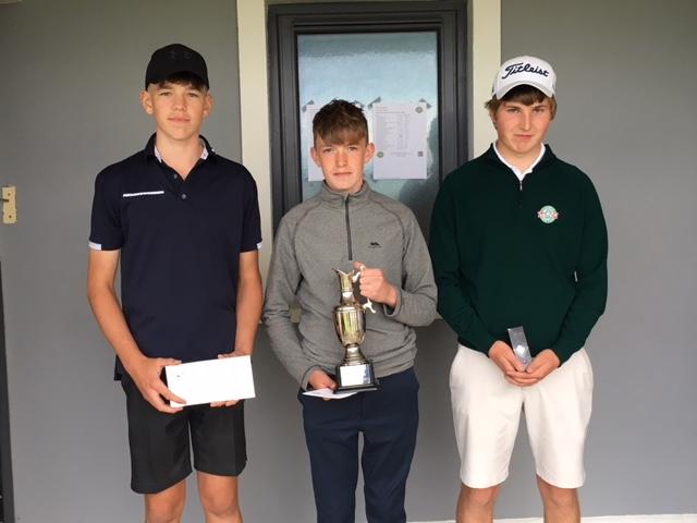 2019 Clare Boys Winners