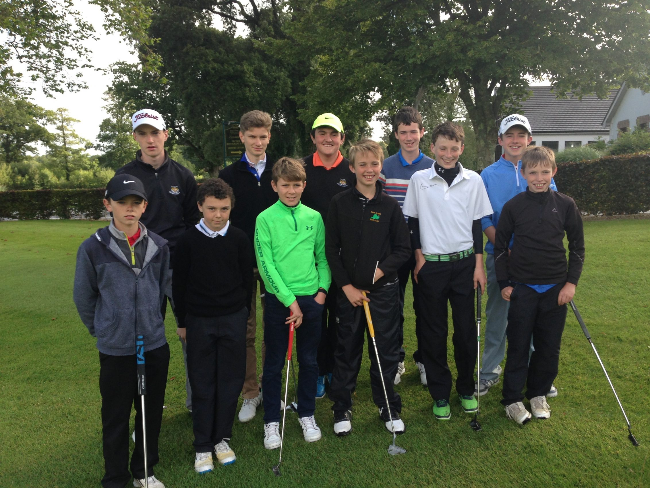 Clare County Matchplay